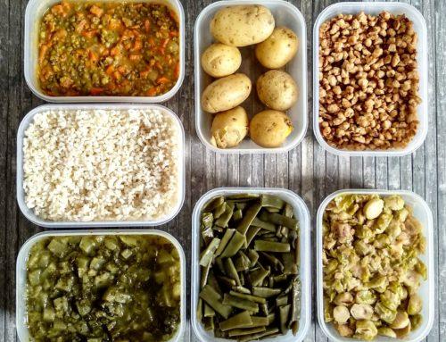 Ideas para Batch cooking, planificar la comida de la semana. II