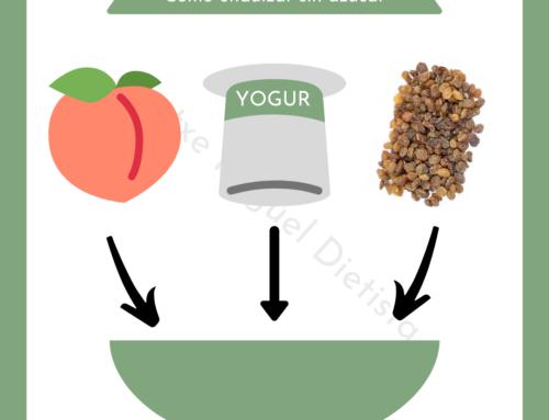 Cómo endulzar sin azúcar