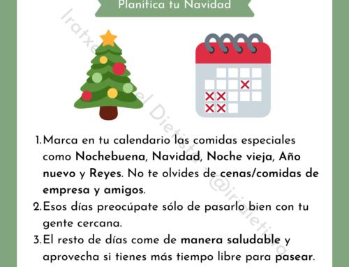 Planifica tu Navidad