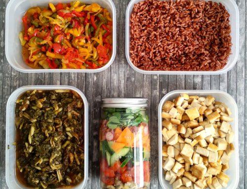 Ideas para Batch cooking, planificar la comida de la semana IV
