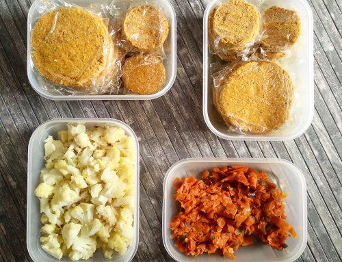 Ideas para Batch cooking, planificar la comida de la semana VI