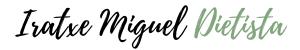 Iratxe Miguel Dietista Logo