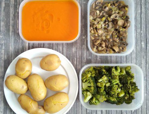 Ideas para Batch cooking, planificar la comida de la semana VII