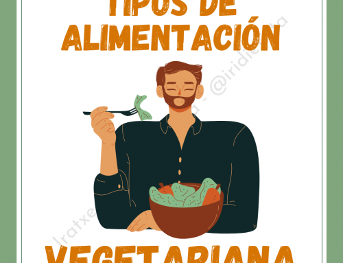 Tipos de alimentación vegetariana